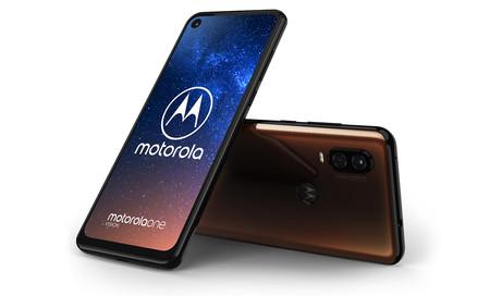 Motorola One Vision Pantalla