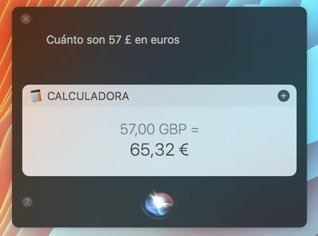 Siri Convert Currency