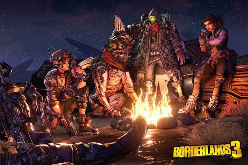 Borderlands 3 y sus cifras de récord: más de cinco millones de copias distribuidas y el juego que más rápido se ha vendido en la historia de 2K