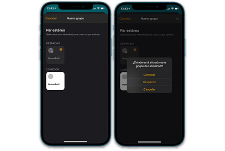Iphone 12 Pro Homepod Estereo