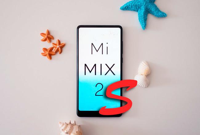 Permalink to Xiaomi Mi Mix 2S: más procesador para competir con la llegada del Samsung Galaxy S9