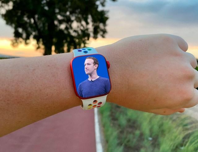 Facebook cree que un smartwatch con cámara es una buena idea y ha invertido 1.000 millones de USD para crearlo, según Verge