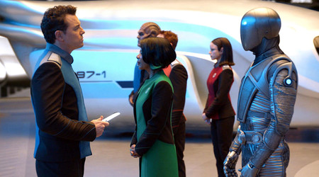 The Orville Pilot