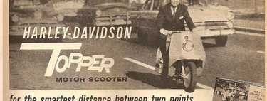 Harley-Davidson already had a scooter in the '60s, and could now return as an electric motorcycle of the 21st century