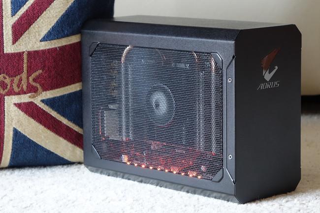 Permalink to Gigabyte AORUS GTX 1080 Gaming Box, análisis: un módulo gráfico capaz de transformar nuestro portátil en una estación de juego