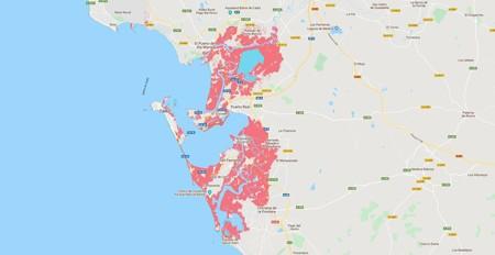 Bahía de Cádiz en 2050