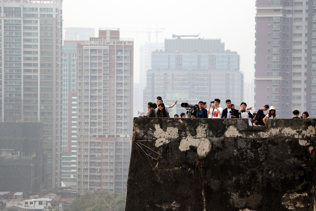 China ya es tan desigual como los países