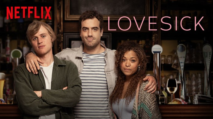Lovesick Serie netflix