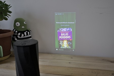 Proyector Acer C250i Review Xataka Espanol Vertical En Uso