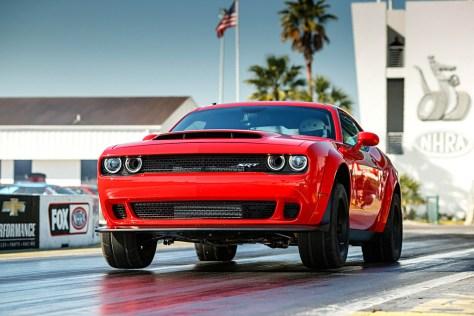 Dodge Challenger SRT Demon 2017
