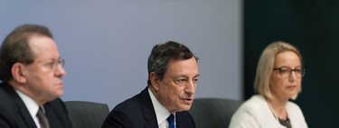 The ECB's ultra-low rates will last there for a long time