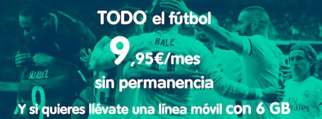 telecable busca clientes fuera de Asturias con tarifas móviles rebajadas y más canales al comprar fútbol
