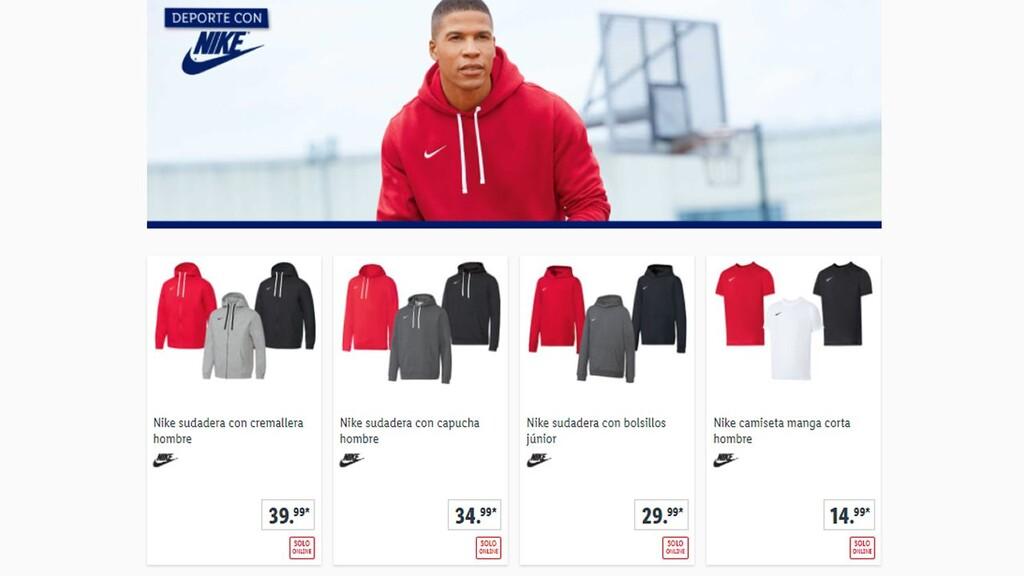 ¿Ropa de Nike en Lidl? Cómo la polémica entre ambas empresas explica sus modelos de negocio