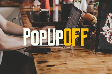 Popupoff