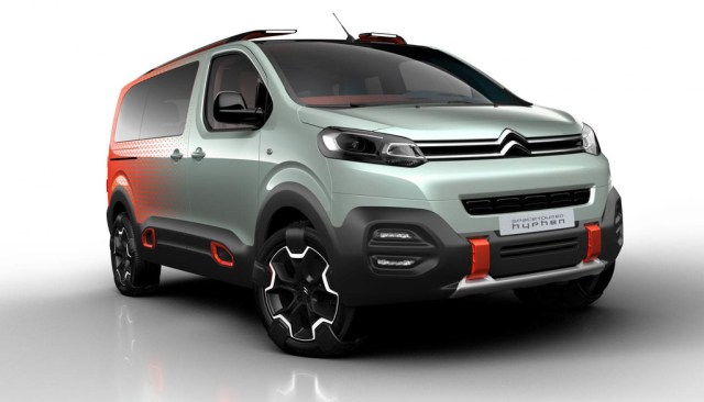Citroën SpaceTourer Hyphen Hyphen Dangel