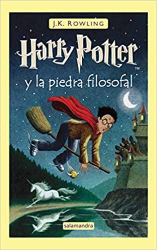 Harry Potter y la piedra filosofal. Vol. 1;Harry Potter (Español) Pasta dura – 1 febrero 2019