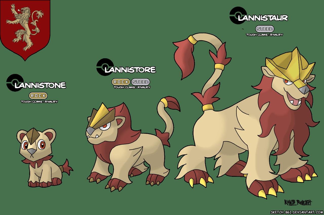 Foto de Pokémon de Tronos (10/13)