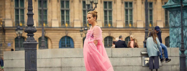 Looks fascinating Villanelle on Killing Eve to warm up before the premiere of its third season on HBO