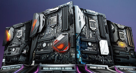 new ASUS Z270 for Kaby Lake