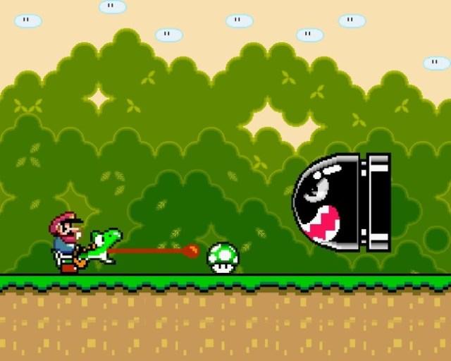 Super Mario World 1