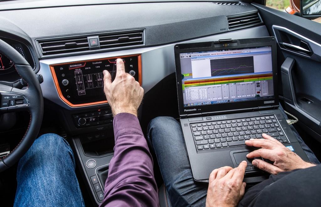 Permalink to Así ha evolucionado el trabajo de afinar el sistema de sonido de un coche