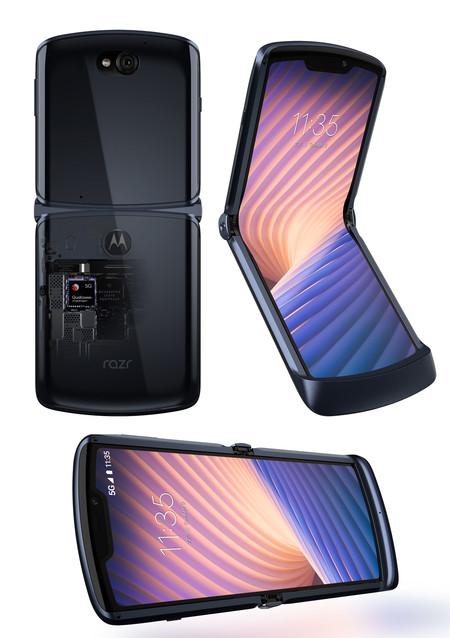 Motorola Razr 5g Diseno