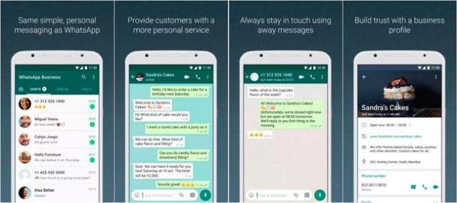 WhatsApp Business a punto de abrirse a todos con el adiós a la beta(programa) cerrada en Indonesia