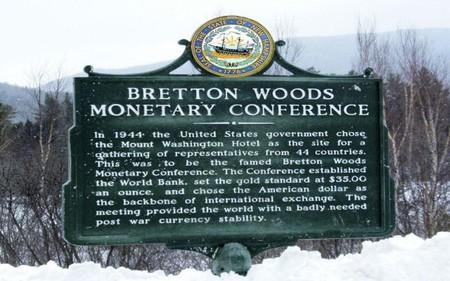 Acuerdos De Bretton Woods