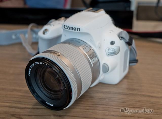 Canon Eos 200d 5