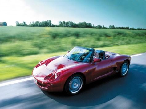 De La Chapelle Roadster