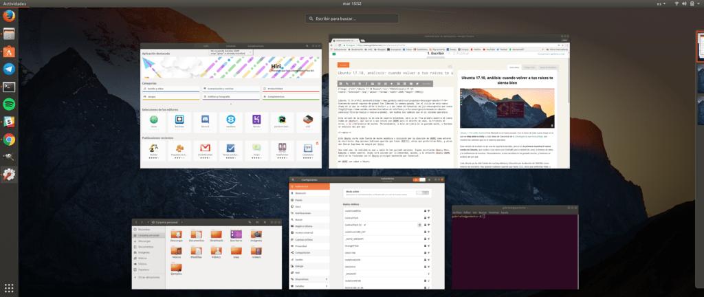 Ubuntu 17 10 Gnome