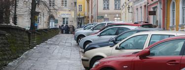 El 97 % del tiempo tu coche está aparcado