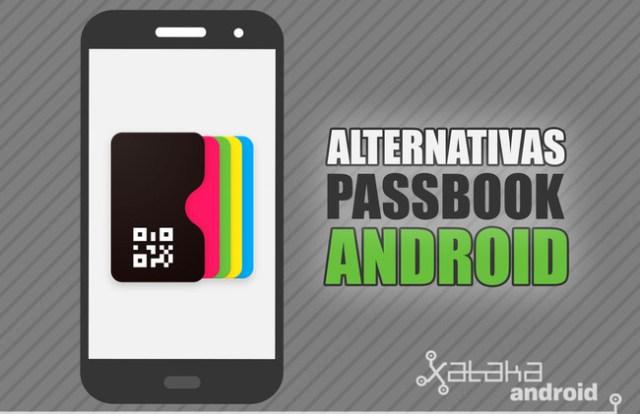 Passbook Android alternativas
