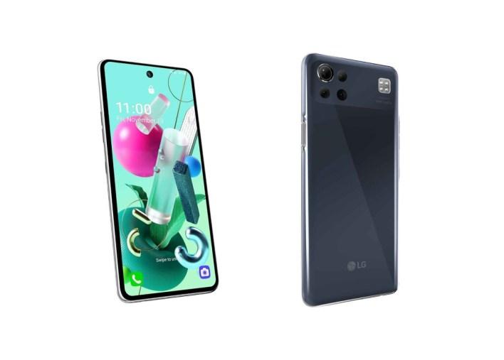 LG K92 5G, cuatro cámaras, conectividad 5G y 6 GB de RAM en el nuevo gama media de LG