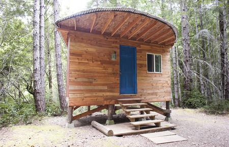 Halfmoon Cabin