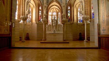 1280px Palacio Episcopal De Astorga Interior