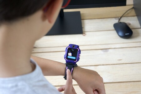 Immo Watch Phone Z6 Review Xataka Espanol Pantalla