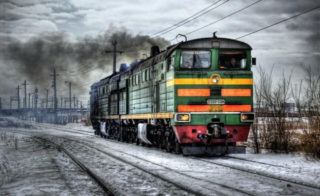 Tren Ruso