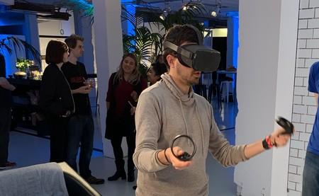 Jugando Oculus Quest
