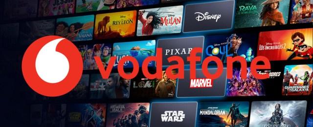 Vodafone TV incluye Disney+ en dos nuevos packs y gratis(free) para clientes de Vodafone℗ One Hogar Ilimitable