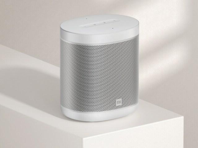 El amplificador inteligente Xiaomi Mi Smart Speaker viene a España: precio(<stro data-recalc-dims=