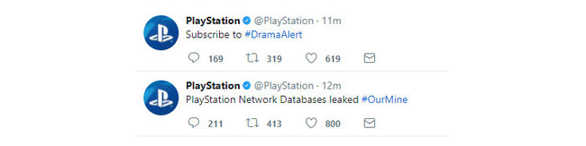 Playstation Network Hackeado