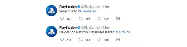 Playstation Network Hackeado
