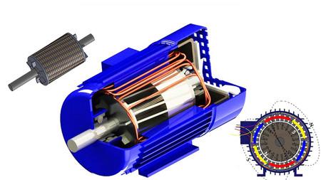 Motor Asincrono De Induccion