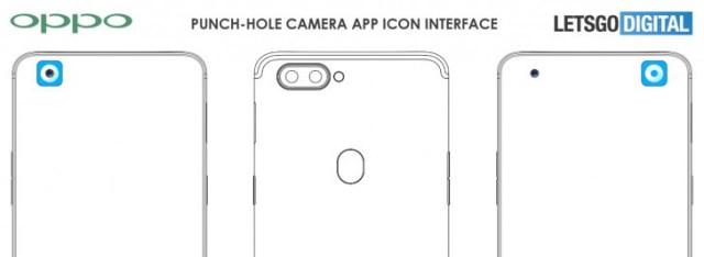 El truco de OPPO para esconder el agujero de la pantalla: meterlo en el icono de una app