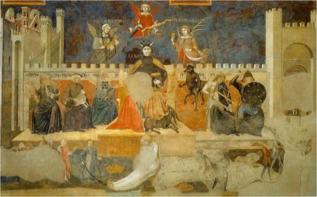 Frescos Siena 2