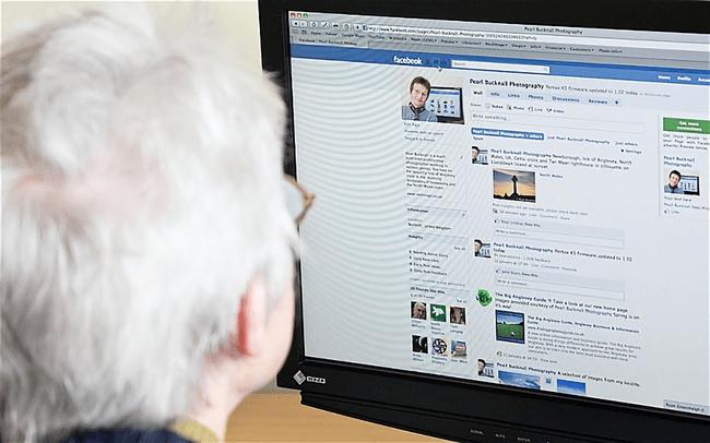 Facebook Para Viejos