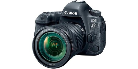 Canon 6d MkII