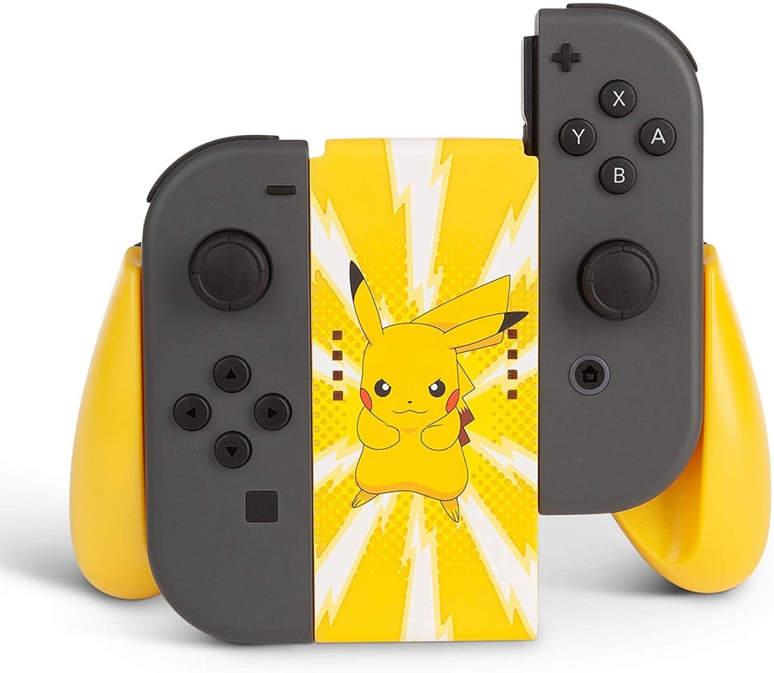 Pokémon Joy-Con Comfort Grip for Nintendo Switch – Pikachu