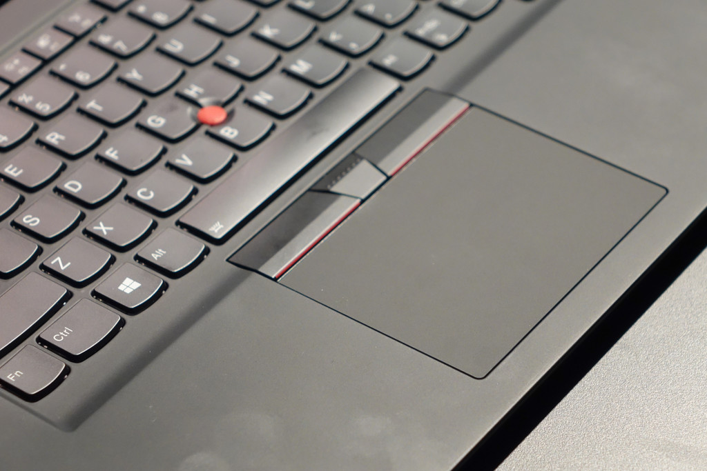 Thinkpadx1touchpad